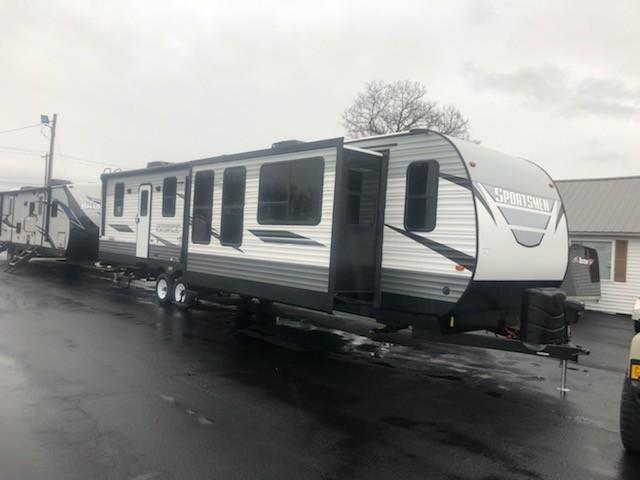 New, 2021, KZ RV, 364bh, Destination Trailers
