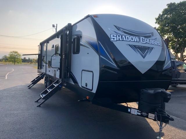 New, 2021, Shadow Cruiser, 325BHS, Travel Trailers
