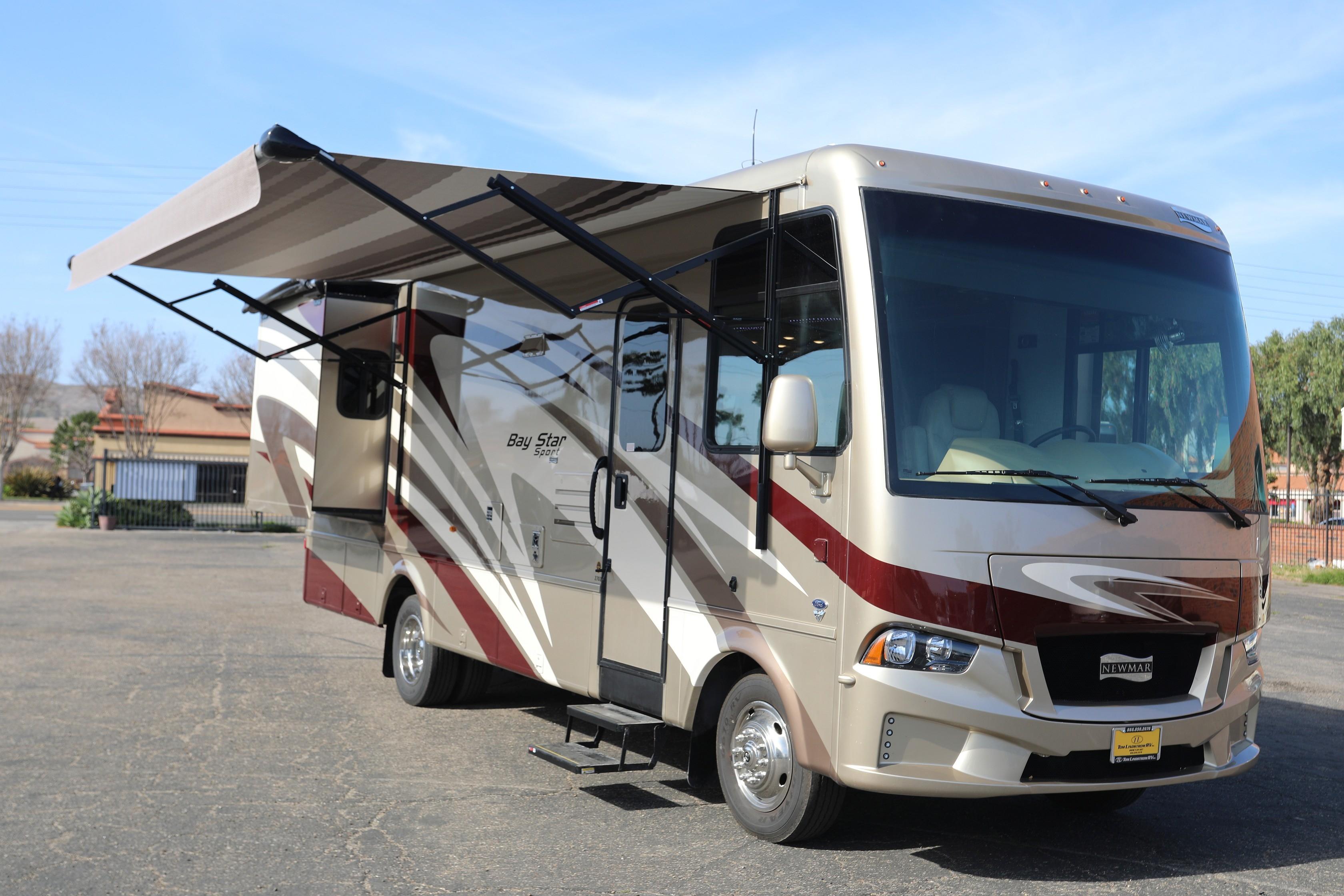 New, 2021, Newmar, Bay Star Sport 2702, RV - Class A