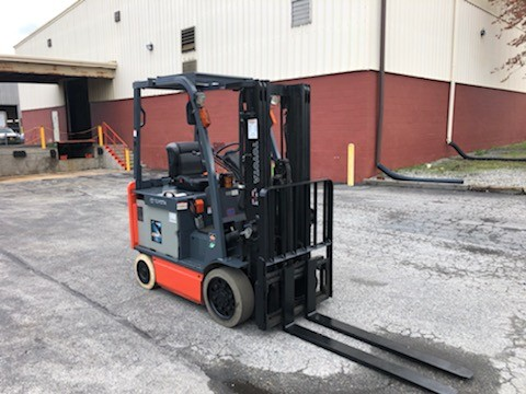 2014, Toyota Industrial Equipment, 8FBCU25, Forklifts / Lift Trucks, Toyota 8FBCU25, Used Toyota Forklift, Toyota 8FBCU25, Used 8FBCU25