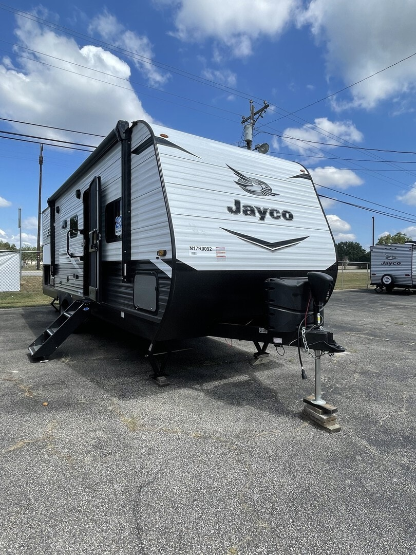 New, 2022, Jayco, 242BHS, Travel Trailers