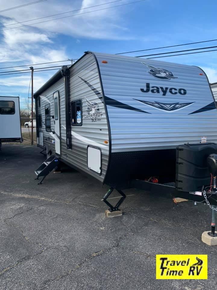 New, 2021, Jayco, Jay Flight SLX8 264BHW, Travel Trailers