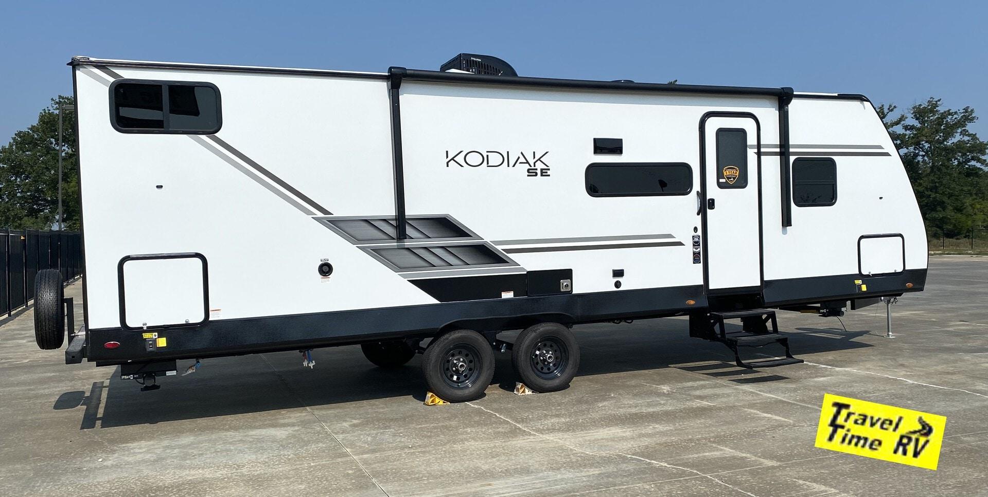 New, 2021, Dutchmen, Kodiak SE 28SBH, Travel Trailers