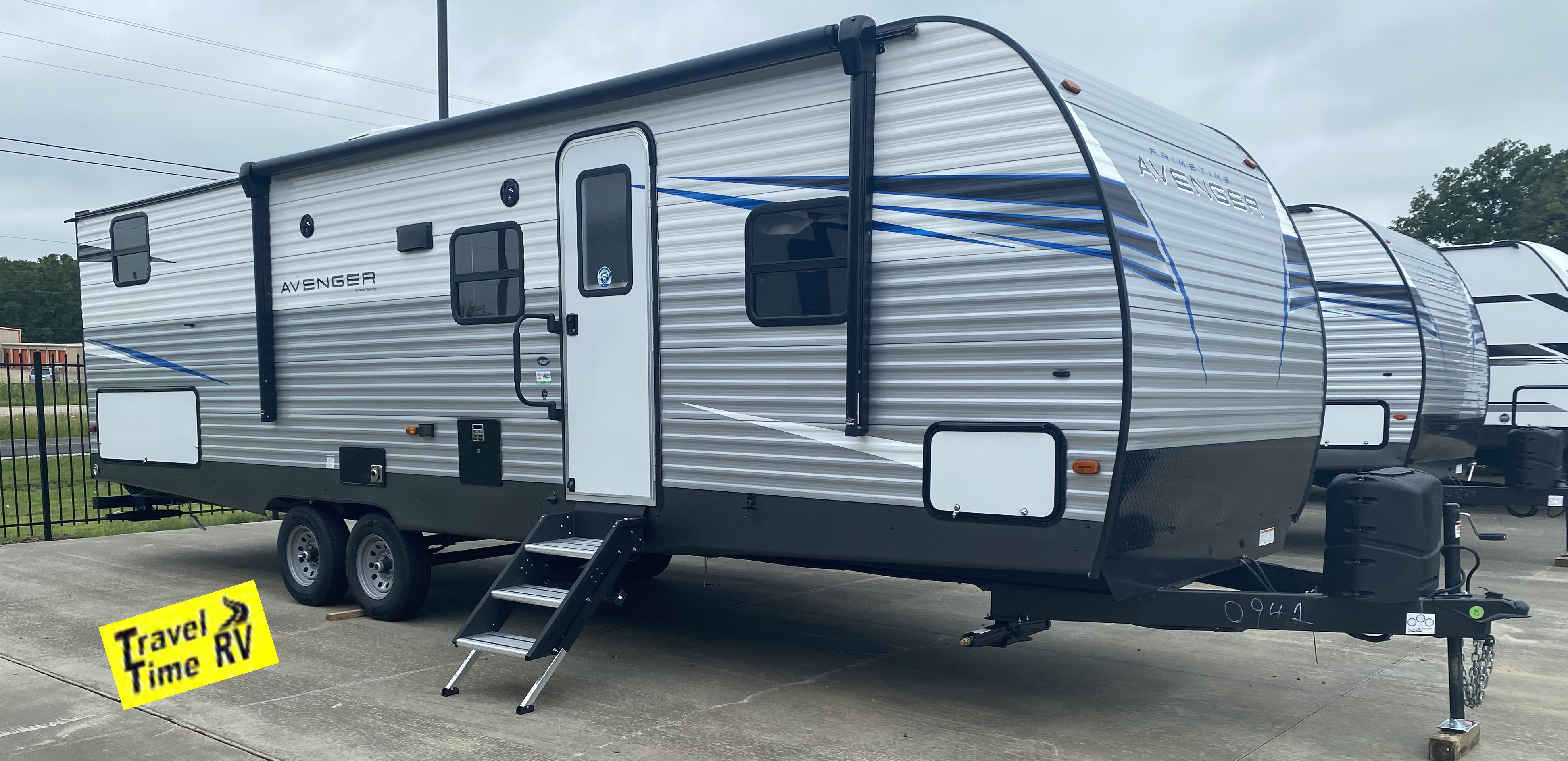 New, 2021, Prime Time Manufacturing, Avenger 27DBS, Travel Trailers