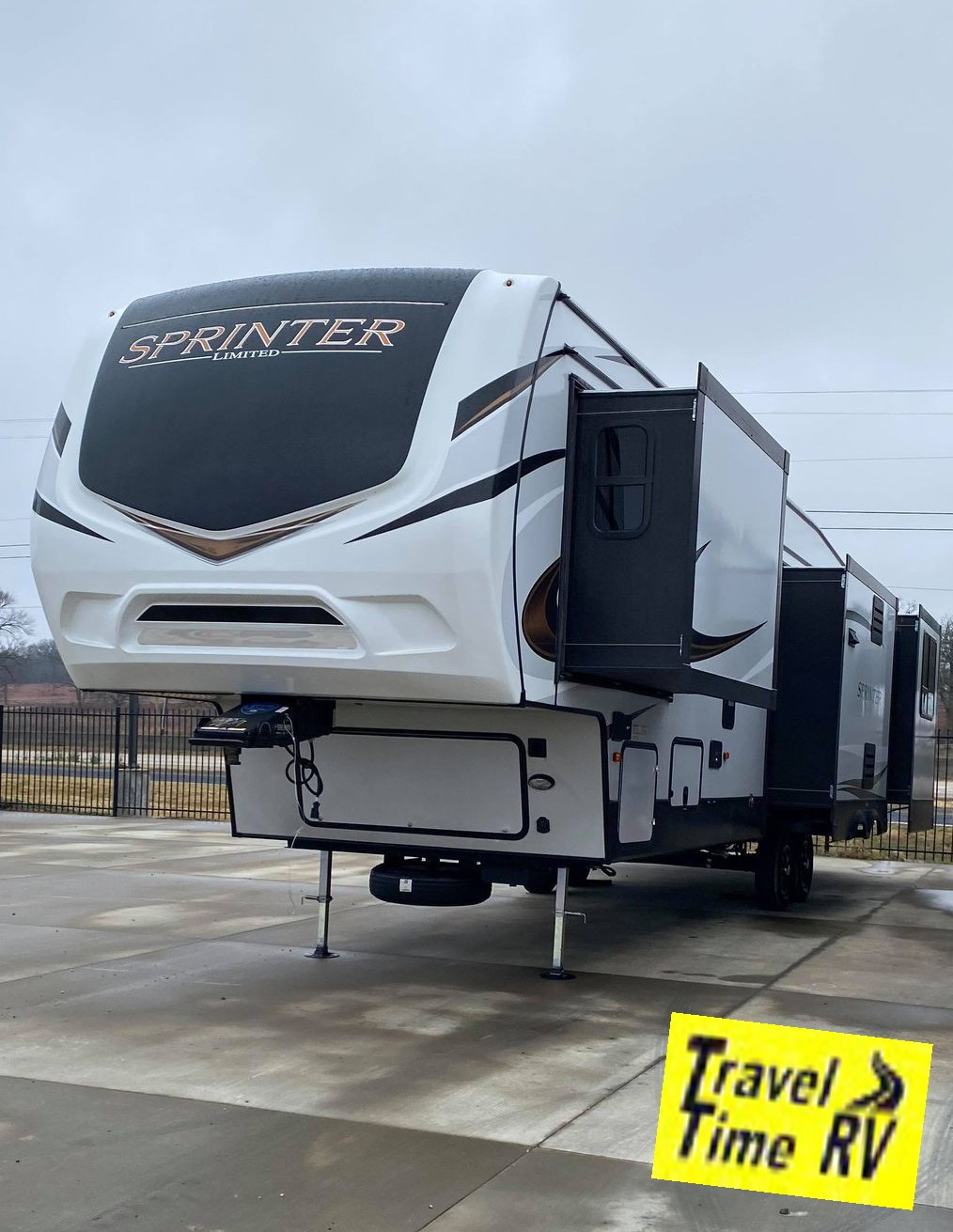 New, 2021, Keystone, Sprinter Limited (Fifth Wheel) 3530DEN, Fifth Wheels