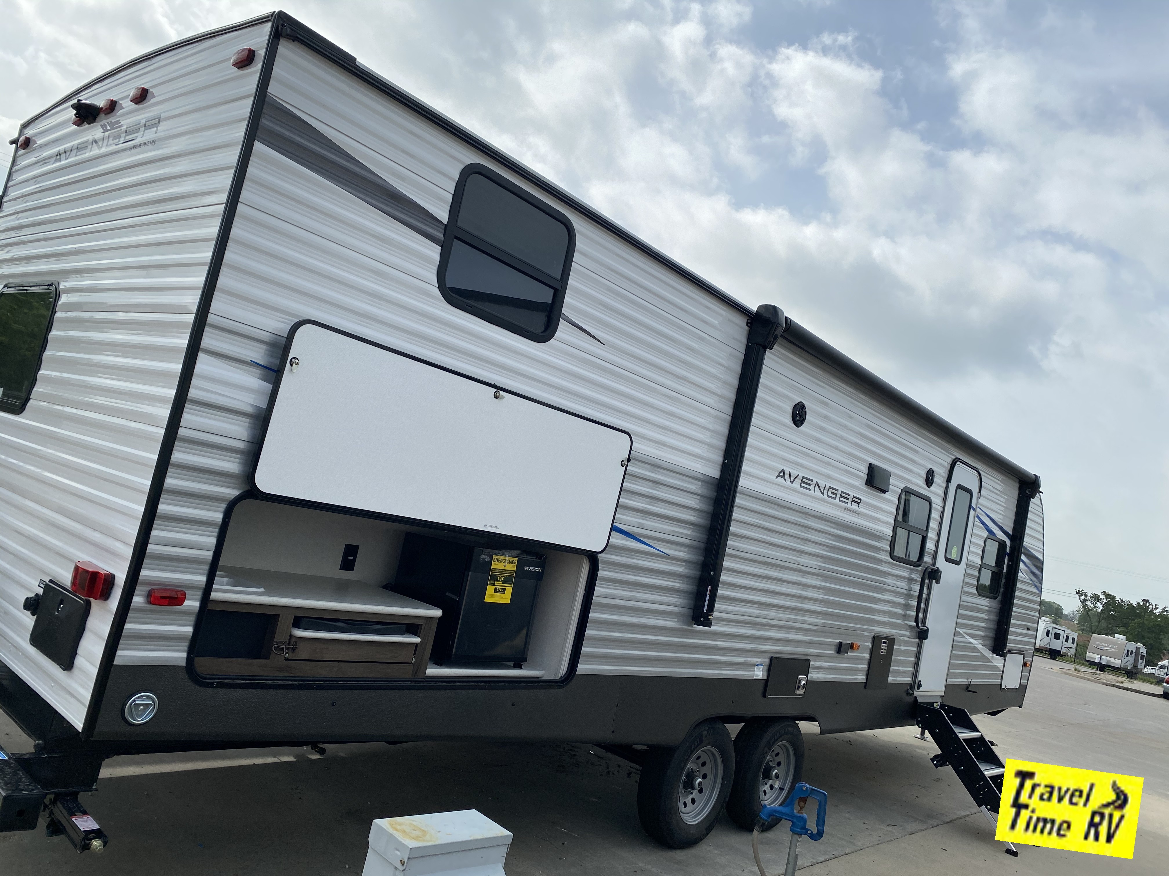 New, 2021, Prime Time Manufacturing, Avenger 29RBS, Travel Trailers