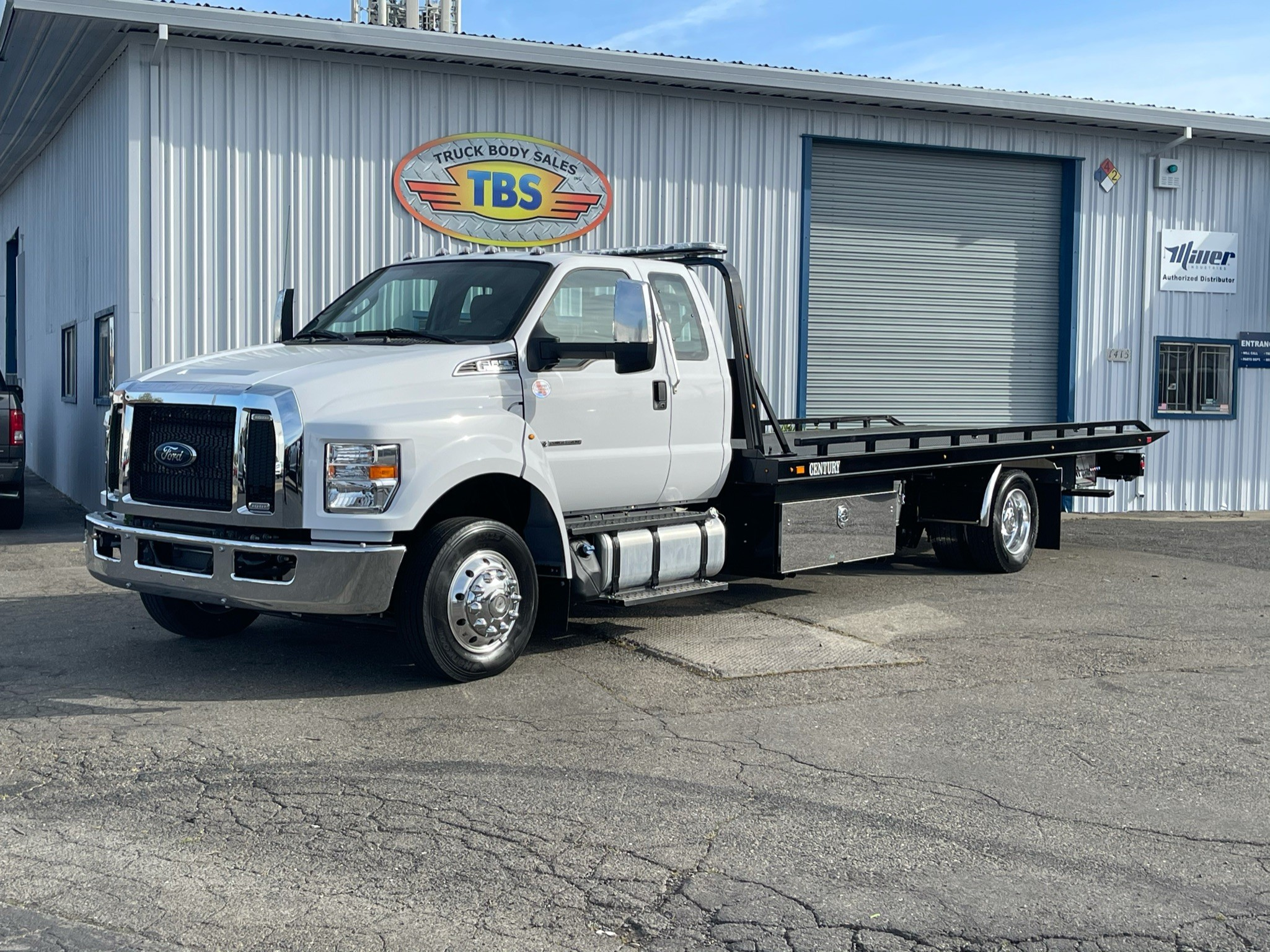 New, 2021, Ford, F650 / Century 12 Series LCG, Tow Trucks