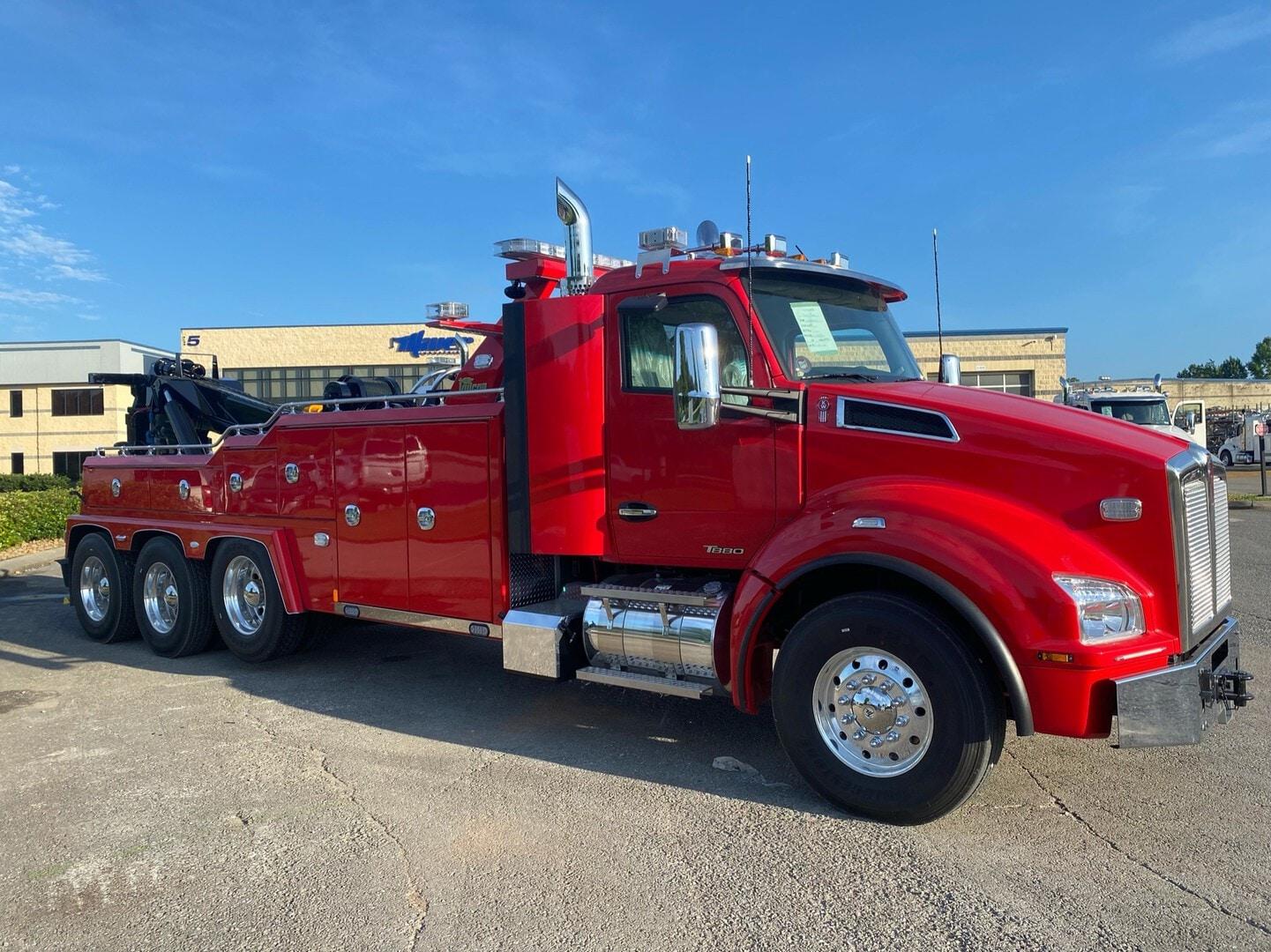 New, 2022, Kenworth, T880 / Vulcan 703, Tow Trucks