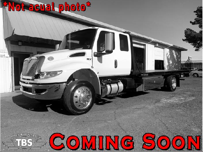 New, 2021, International, MV / Century 12s LCG, Tow Trucks