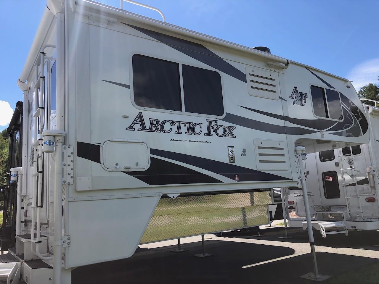 New, 2020, Arctic Fox, 990, Truck Campers