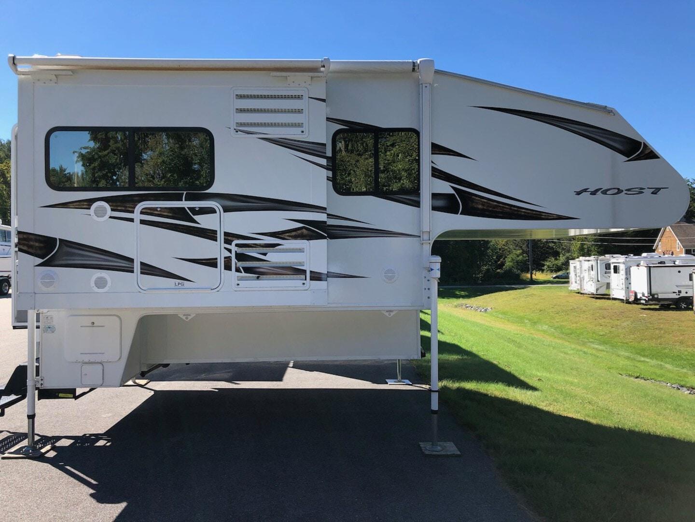 Used, 2020, Host, Yukon, Truck Campers