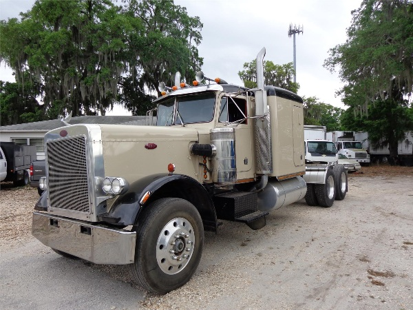 Used, 1981, Peterbilt, 359EXHD, Conventional Trucks