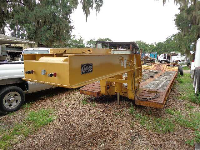 Used, 1995, Challenger, Trailer, Equipment Trailers