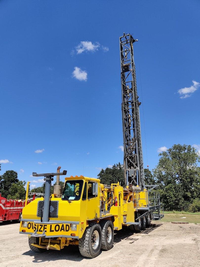 Used, 2008, Atlas Copco, RD20, Boring / Drilling Machines