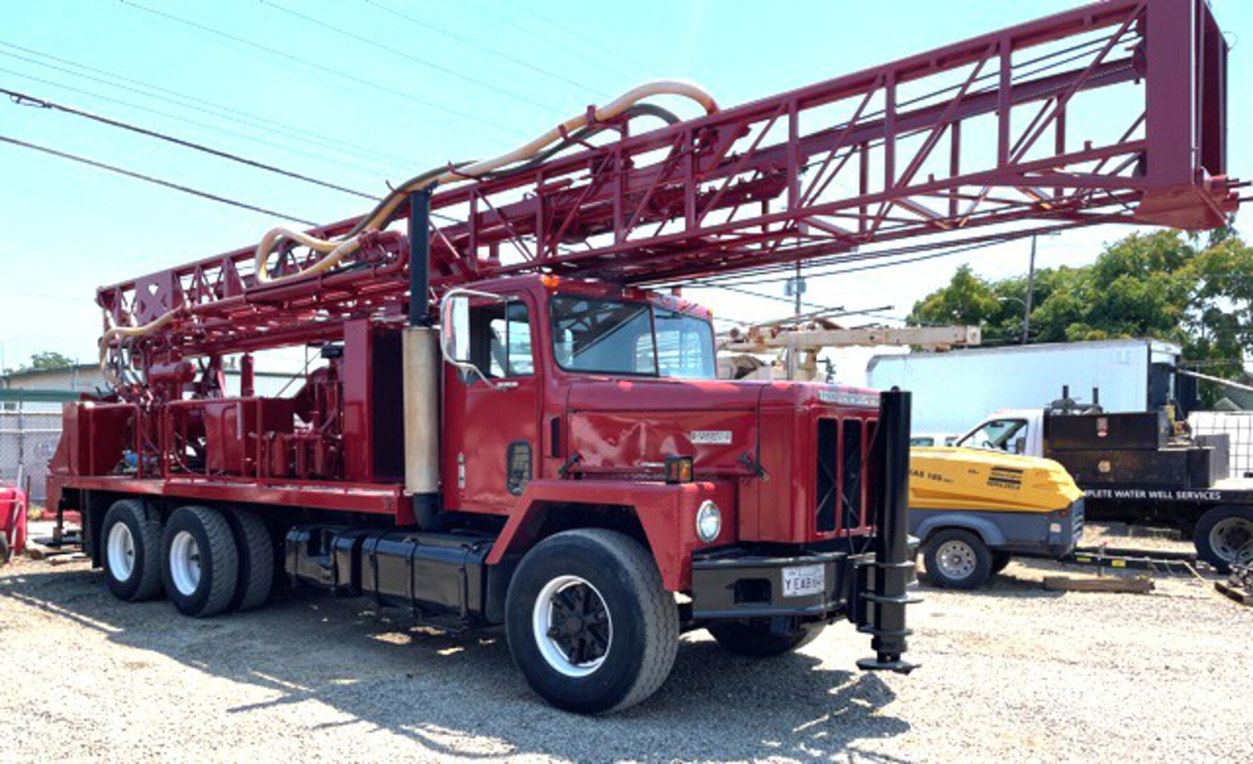 Used, 1979, Ingersoll Rand, TH60, Boring / Drilling Machines