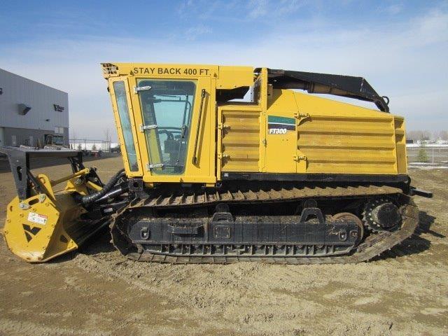 Used, 2013, Vermeer, FT300, Tractors