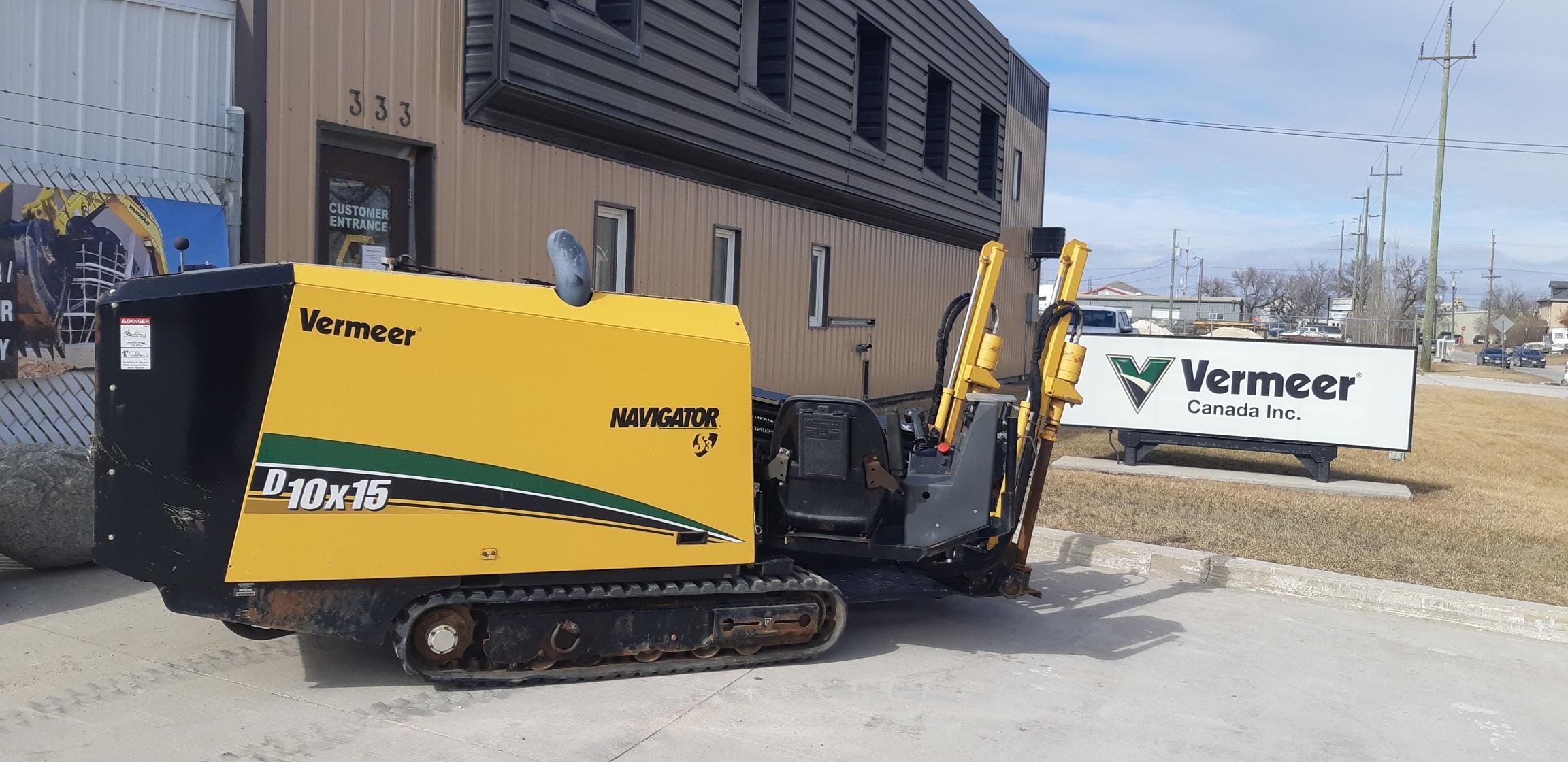 Used, 2017, Vermeer, D10x15 S3, Boring / Drilling Machines
