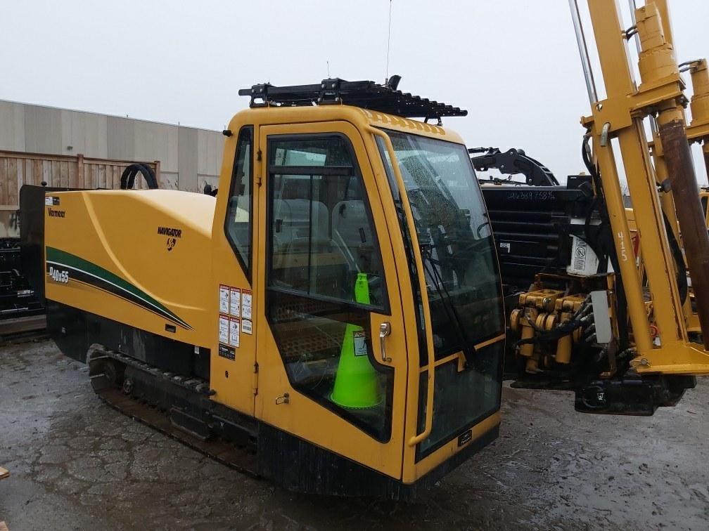 Used, 2019, Vermeer, D40x55 S3, Boring / Drilling Machines
