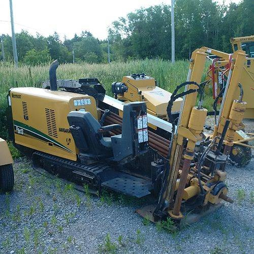Used, 2014, Vermeer, D9x13 S3, Boring / Drilling Machines