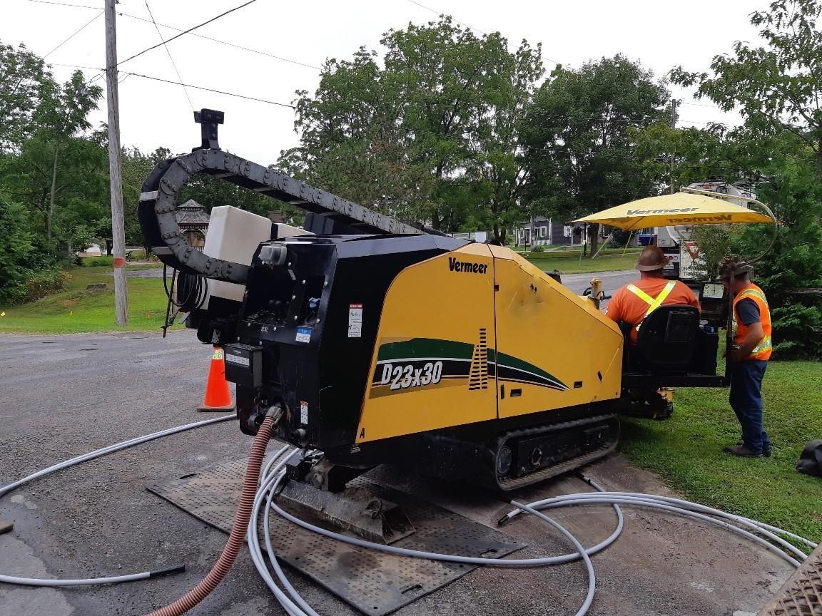 Used, 2016, Vermeer, D23x30 S3, Boring / Drilling Machines