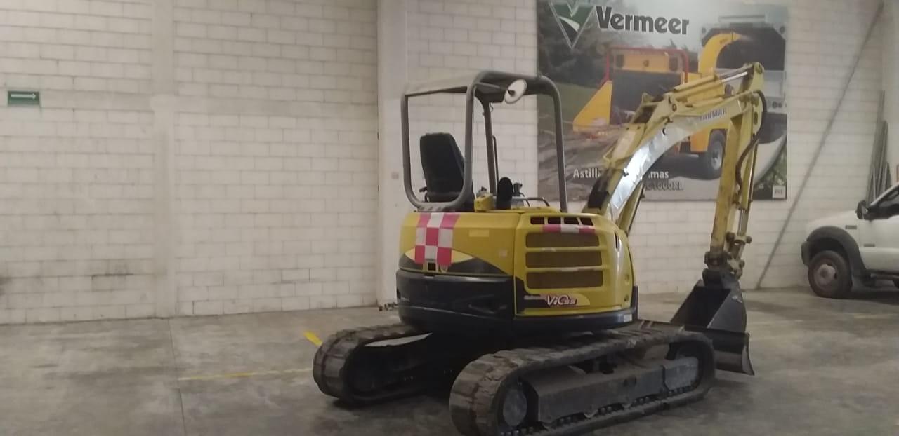 Used, 2008, Yanmar, VIO55-5, Excavators