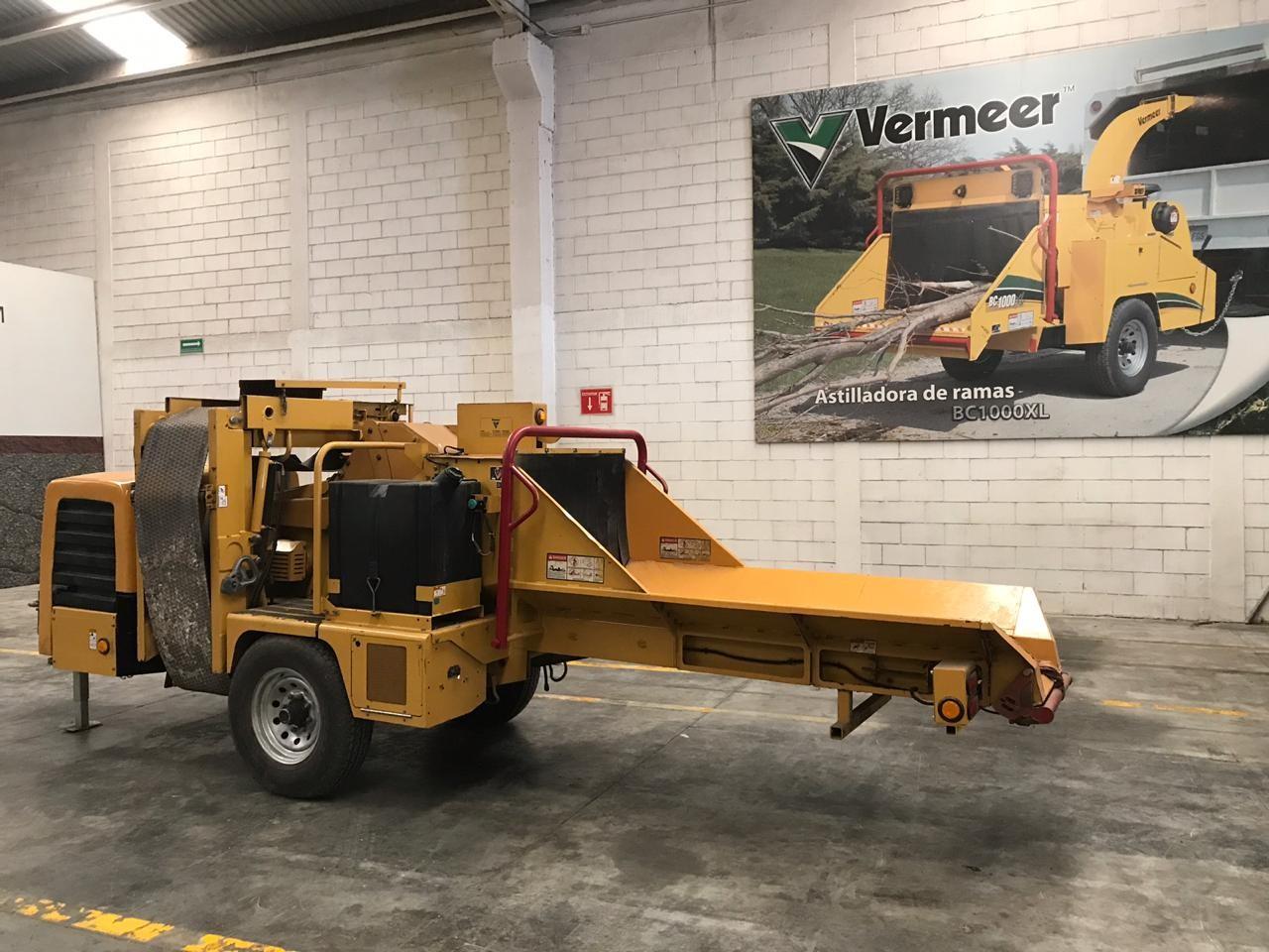 Used, 2009, Vermeer, HG200, Grinders
