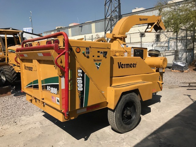 Used, 2006, Vermeer, BC1800XL, Chippers / Shredders