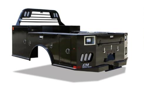 New, 0, CM Truck Beds, TM Deluxe Model, Truck Bodies