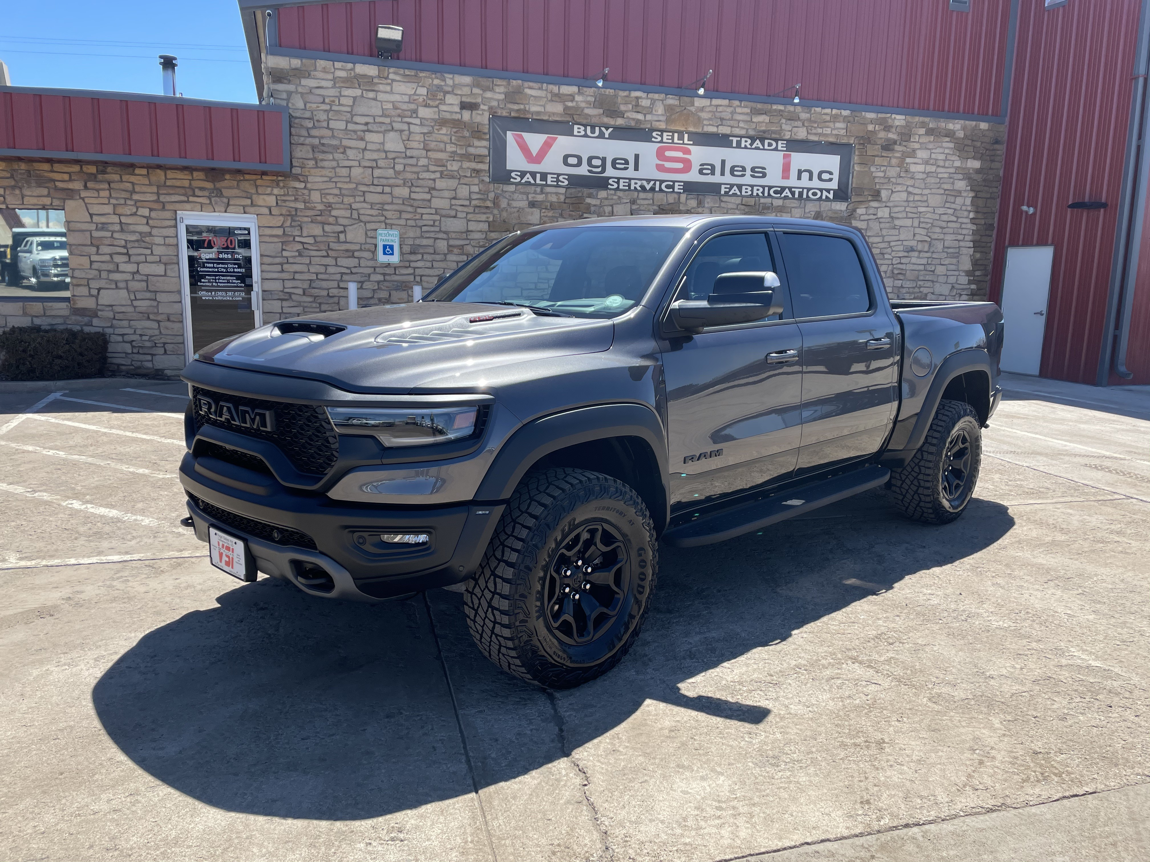 New, 2021, Dodge, Ram 1500 TRX, Pickup Trucks