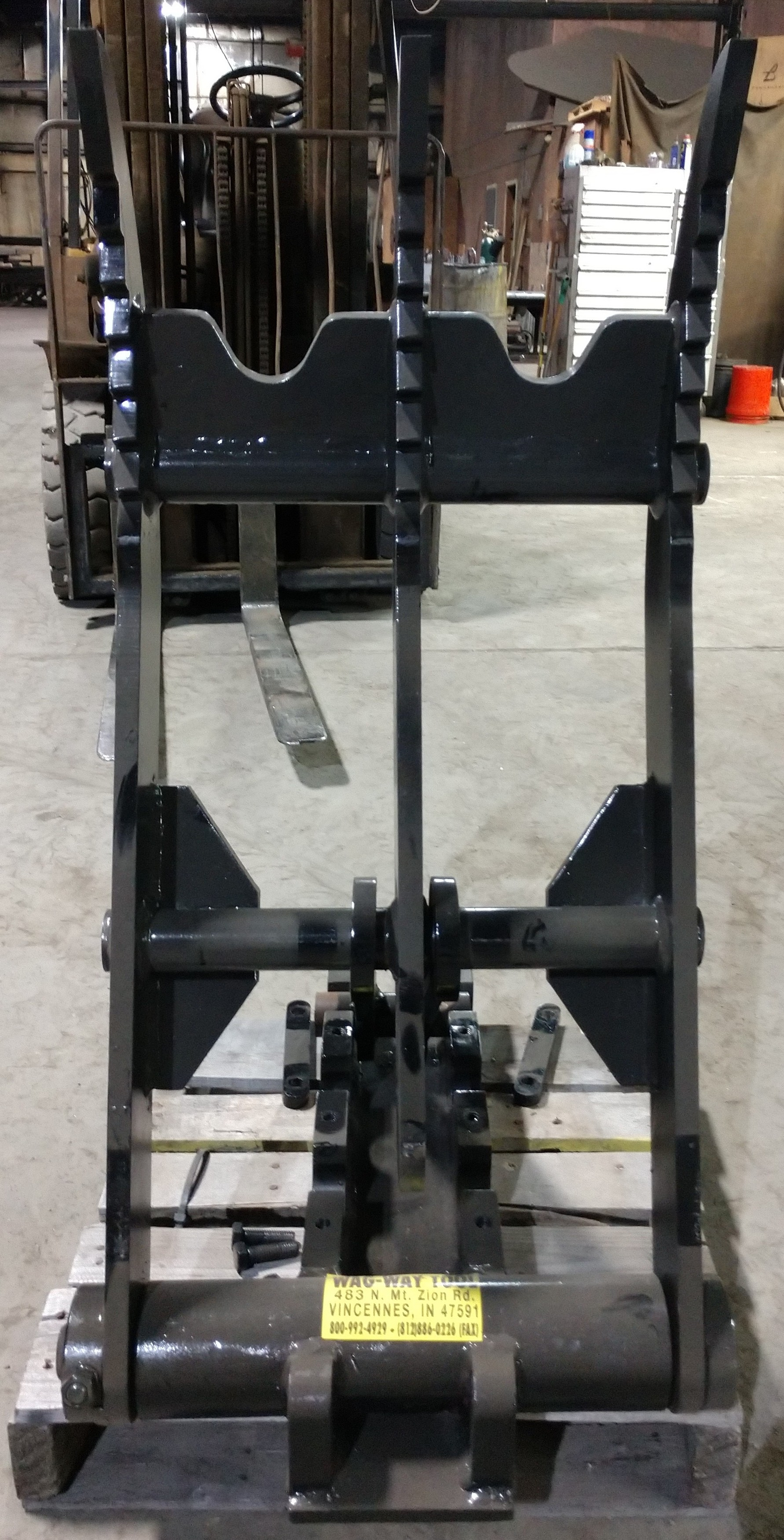 New, 2020, Wag Way, T-1100, Excavator Attachments