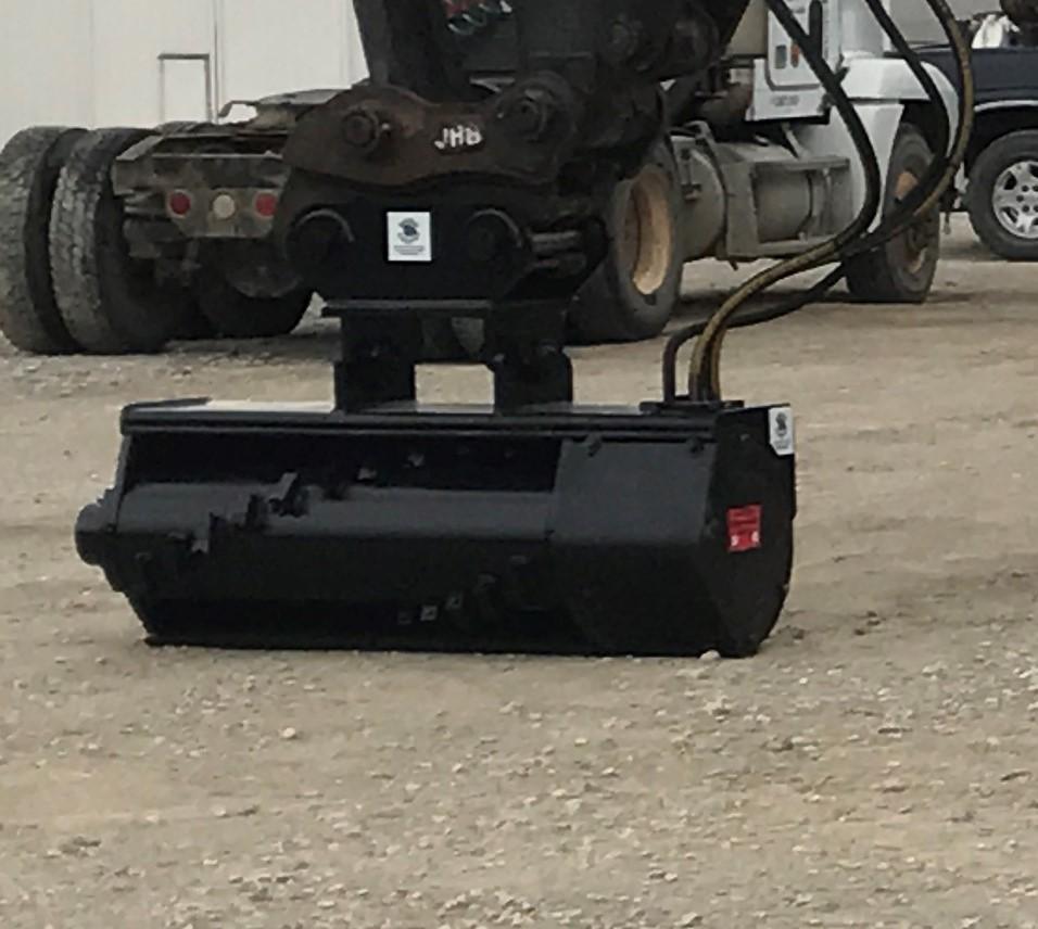 New, 2020, Wag Way, Model 750 Drum Grinder, Stump Grinder Attachments