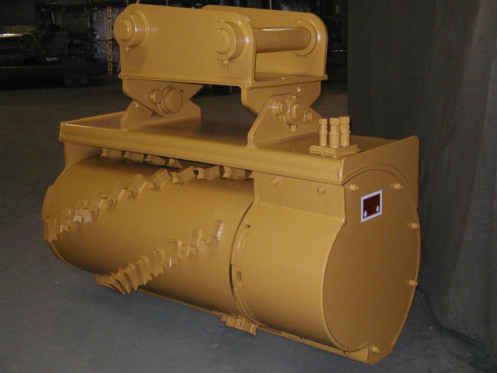 New, 2020, Wag Way, Model 1100 Drum Grinder, Stump Grinder Attachments