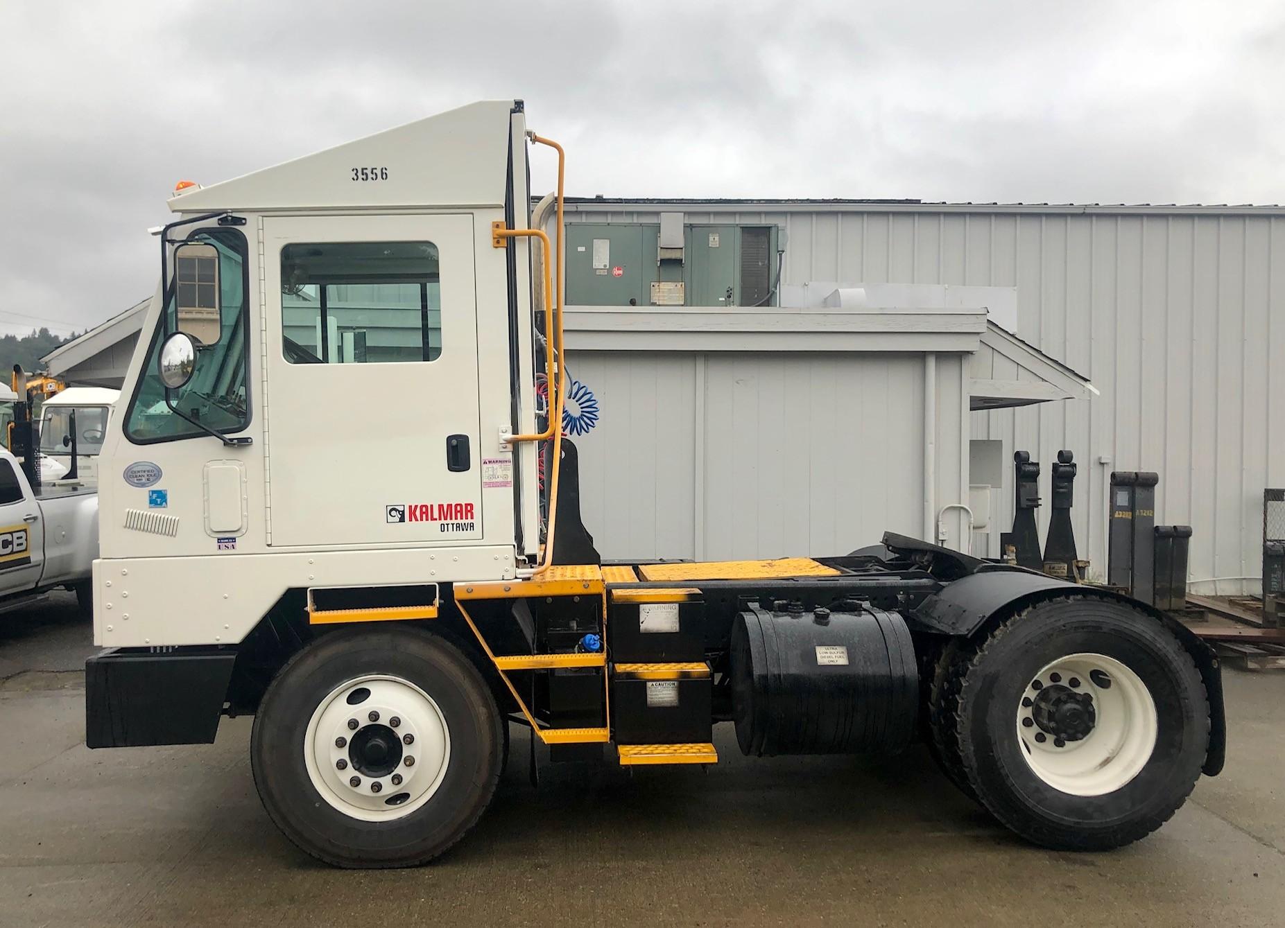 Used, 2013, Ottawa, 4X2 DOT/EPA Certified , Yard Spotter Trucks