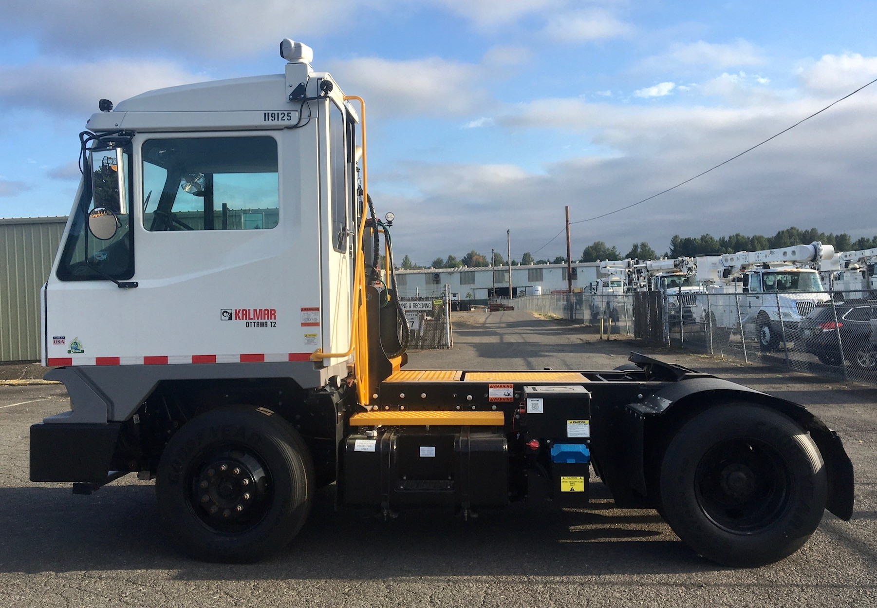 New, 2019, Ottawa, T2 OFF ROAD, Yard Spotter Trucks
