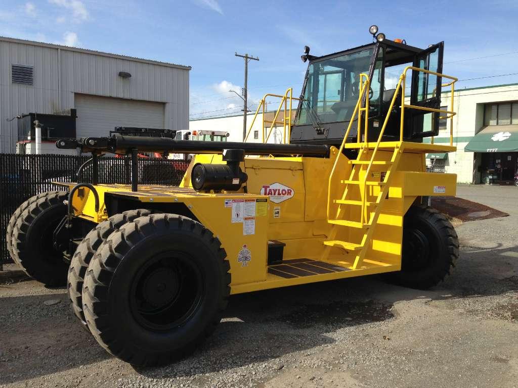 Used, 2000, Taylor, TECSP157/8, Forklifts / Lift Trucks