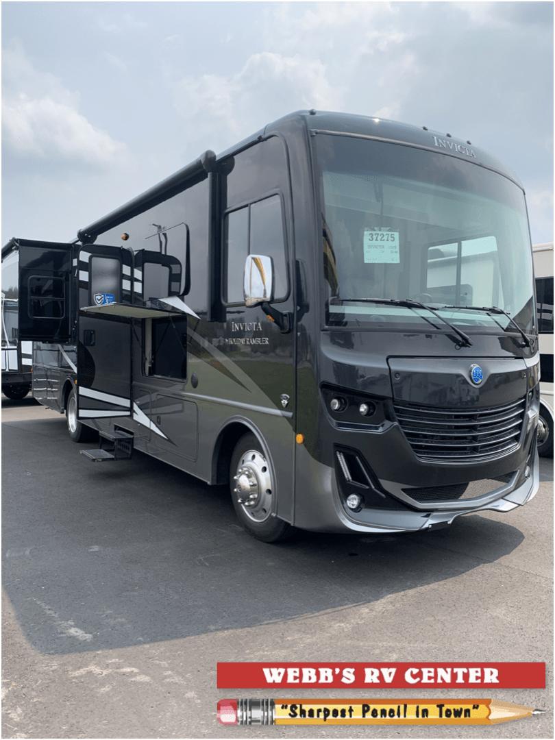 New, 2022, Holiday Rambler®, Invicta 33HB, RV - Class A