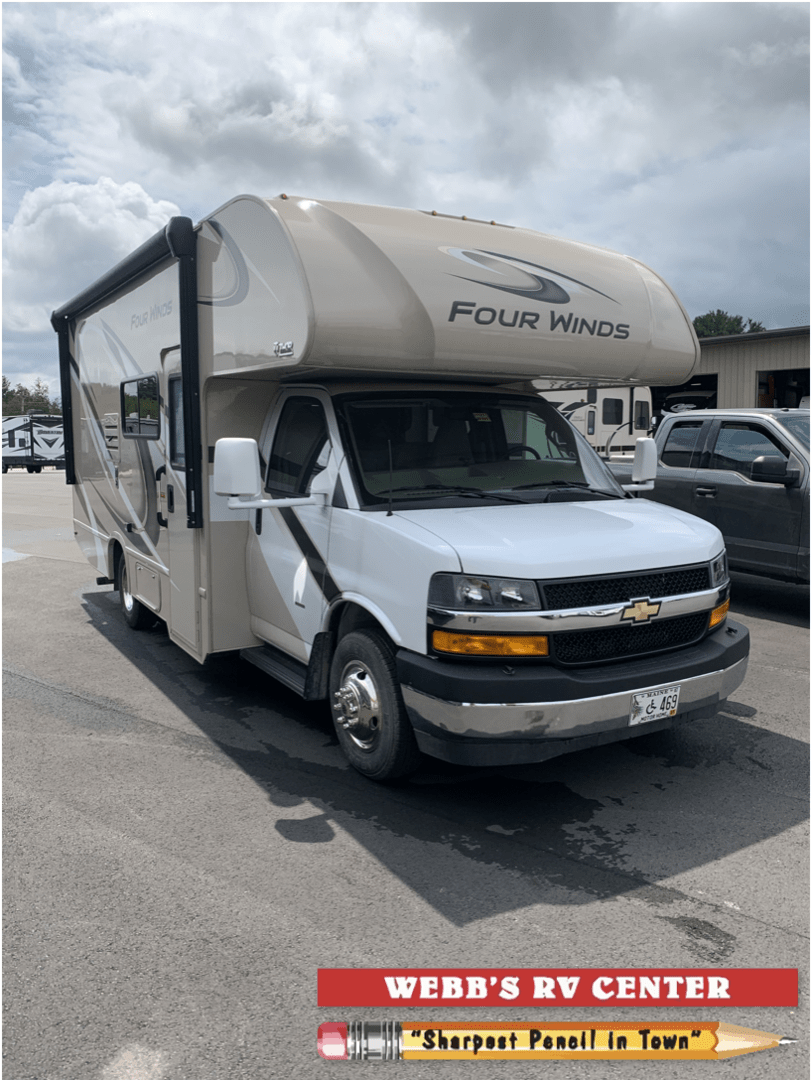 New, 2020, Thor Motor Coach, Four Winds 22B, RV - Class C