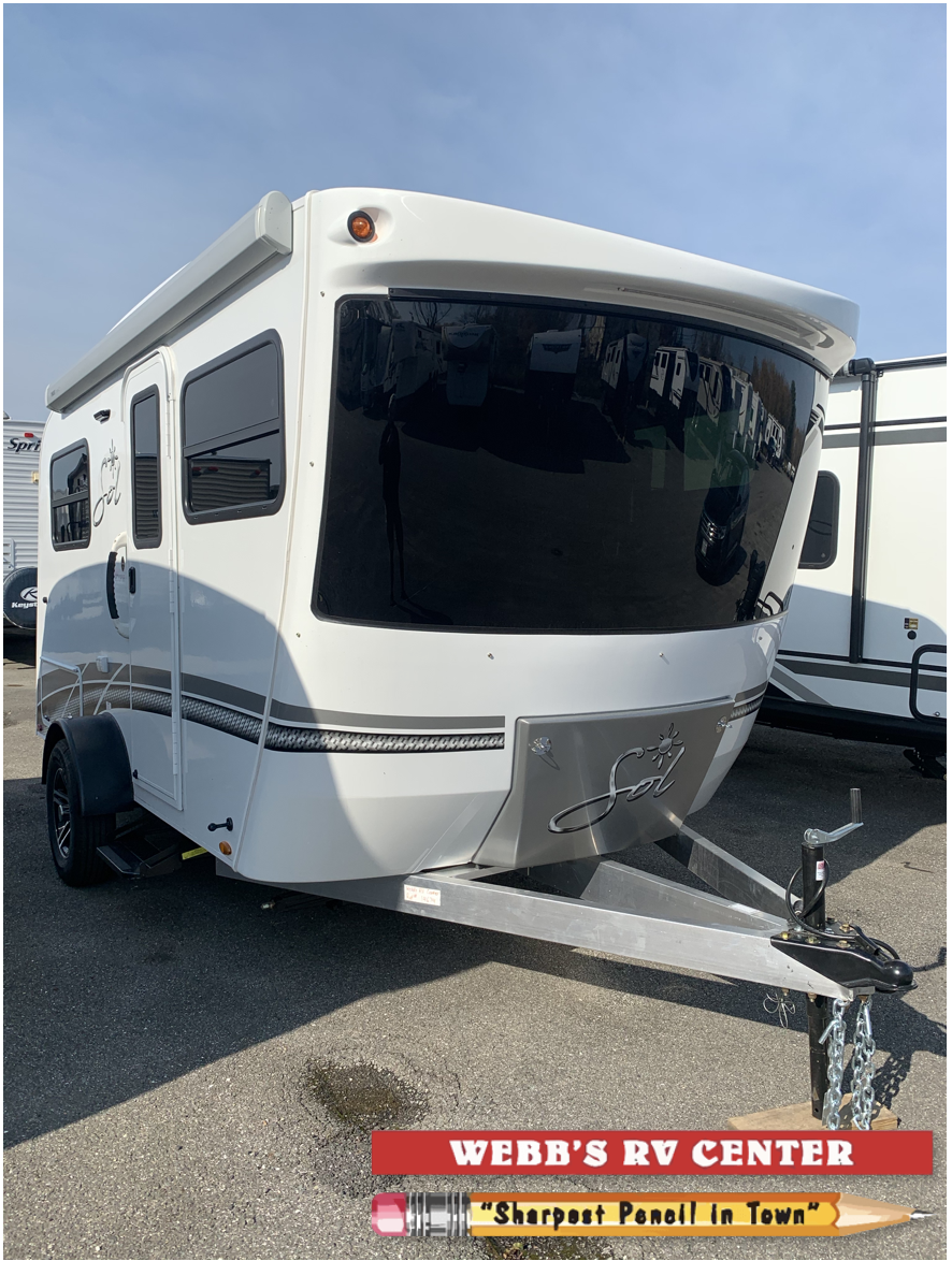 New, 2021, inTech, Sol Eclipse , Travel Trailers