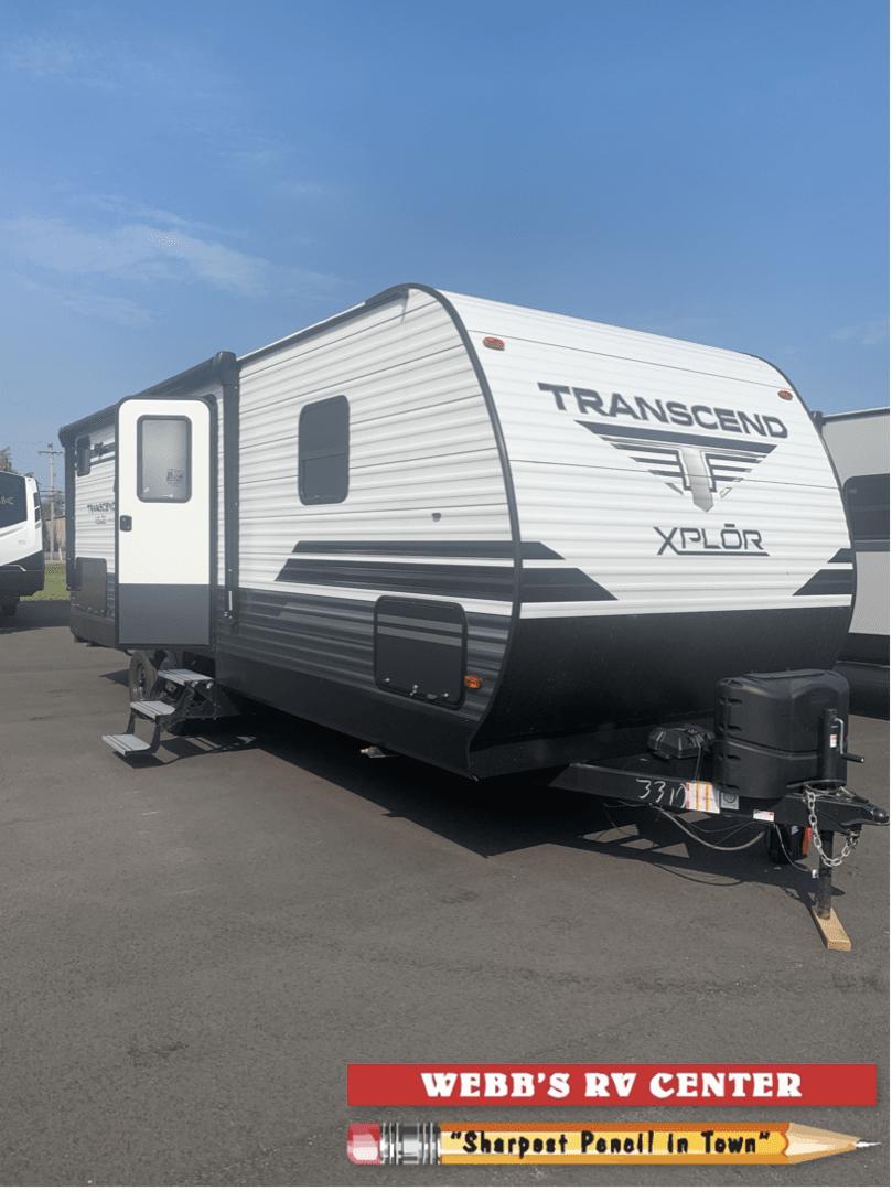 Used, 2019, Grand Design, Transcend Xplor 243BH, Travel Trailers