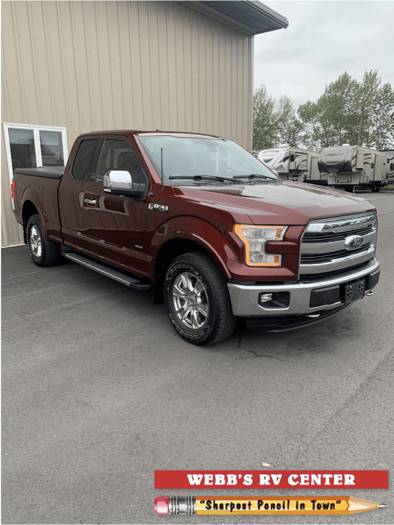 Used, 2016, Ford, F150 Lariat , Pickup Trucks