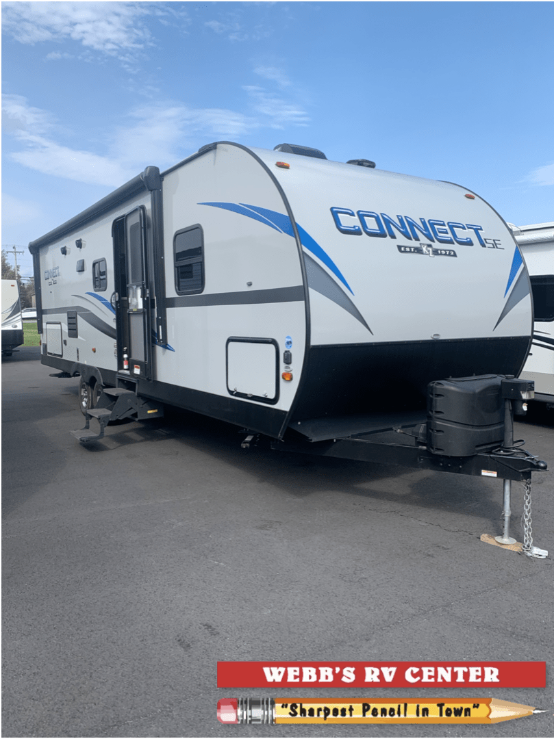 Used, 2019, KZ RV, Connect SE C261BHKSE, Travel Trailers
