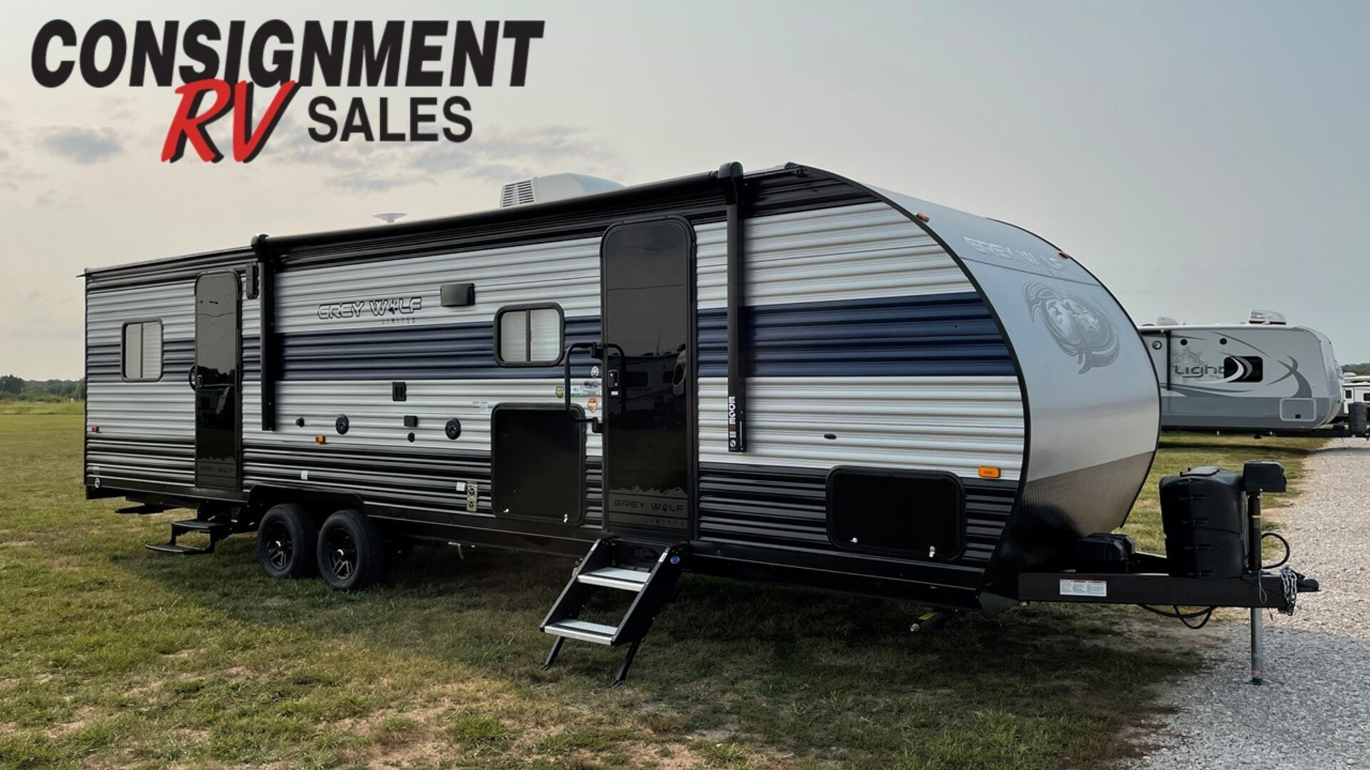 New, 2022, Forest River, Cherokee Grey Wolf 27RR, Toy Haulers
