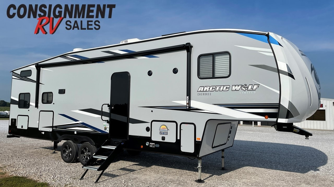 New, 2022, Forest River, Arctic Wolf 287BH Limited, Fifth Wheels