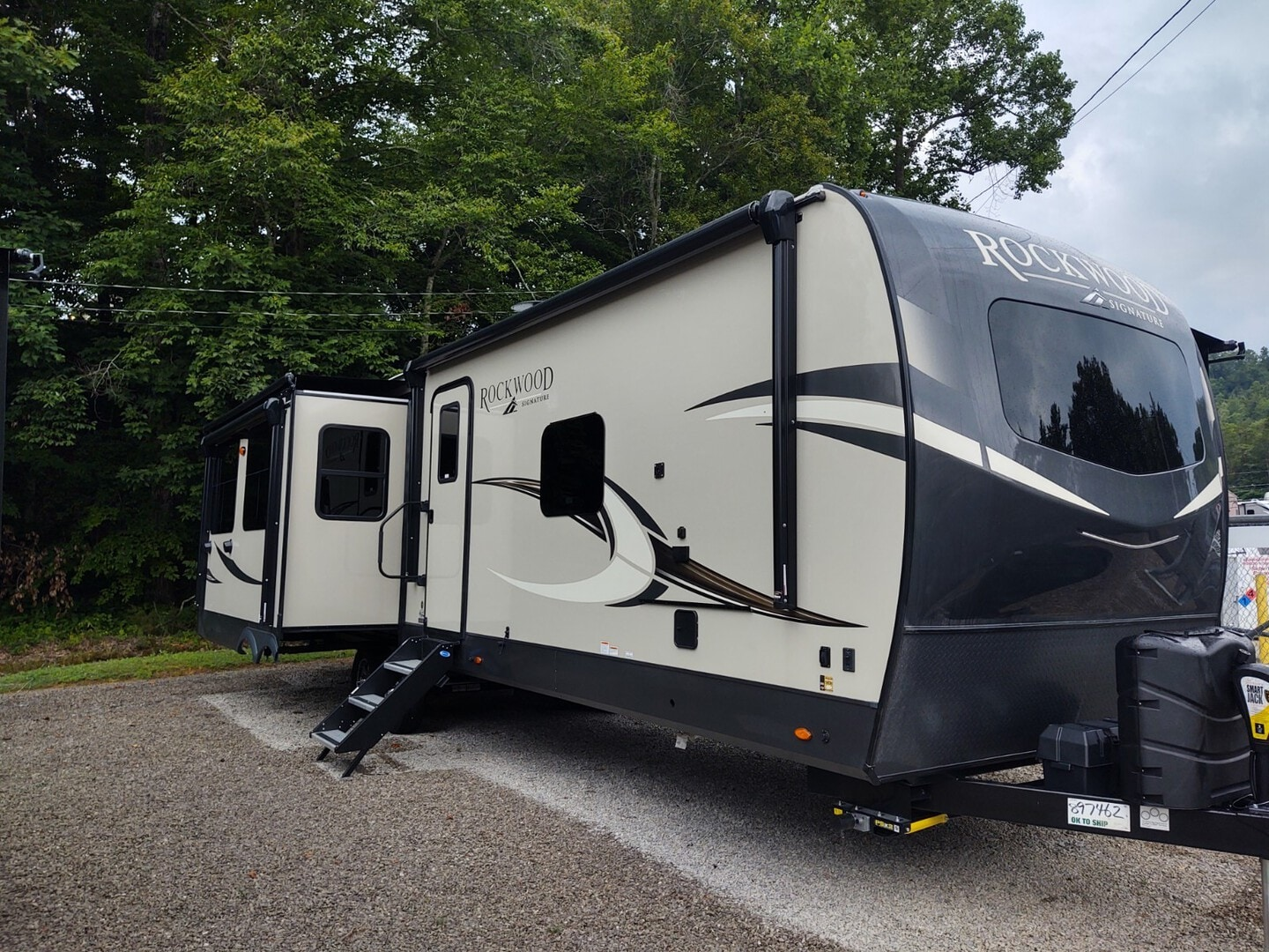 New, 2021, Forest River, 8337RL, Travel Trailers