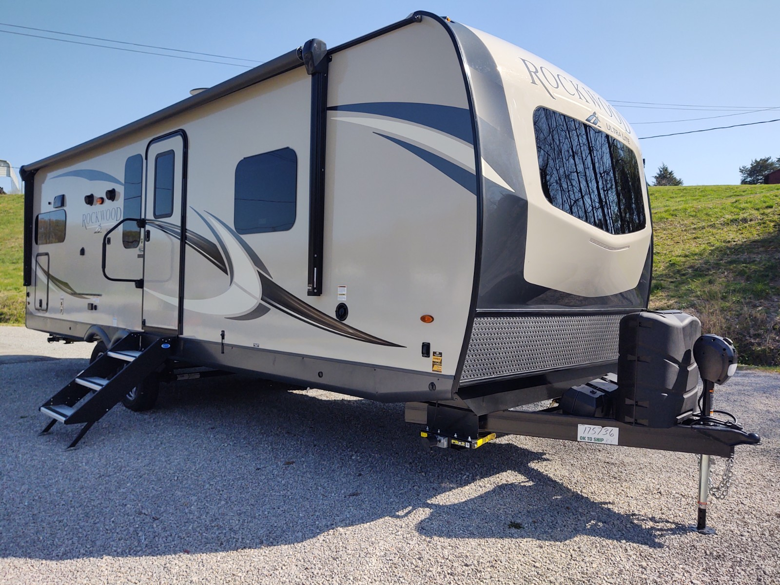 New, 2021, Forest River, Rockwood Ultra Lite 2613BS, Travel Trailers