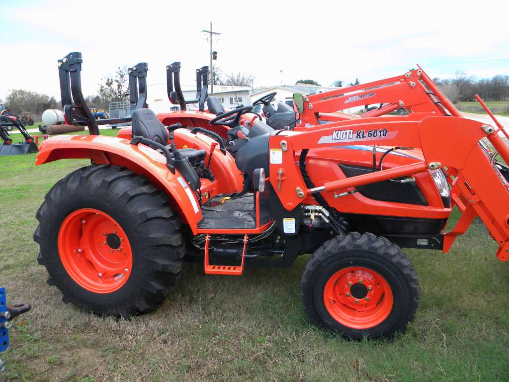 New, 2015, KIOTI, NX5510, Tractors