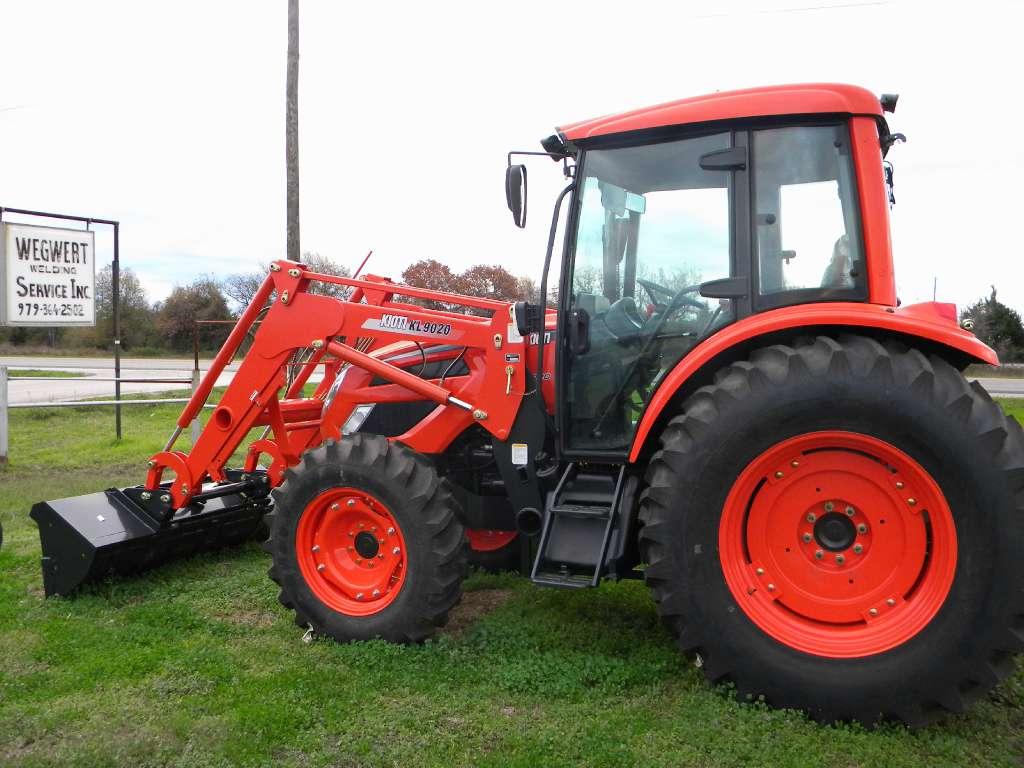 New, 2015, KIOTI, PX9020, Tractors