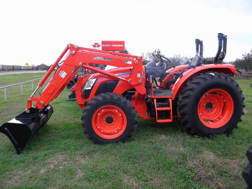 New, 2015, KIOTI, RX7320 Powershuttle, Tractors
