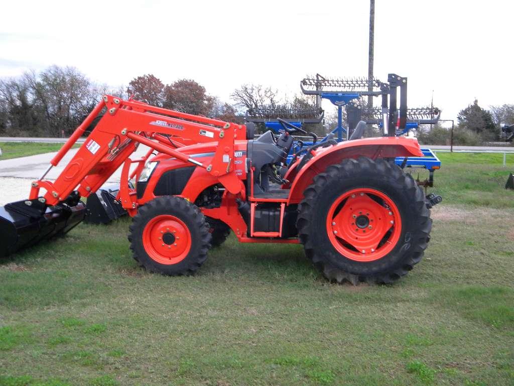 New, 2015, KIOTI, RX6620 Powershuttle, Tractors