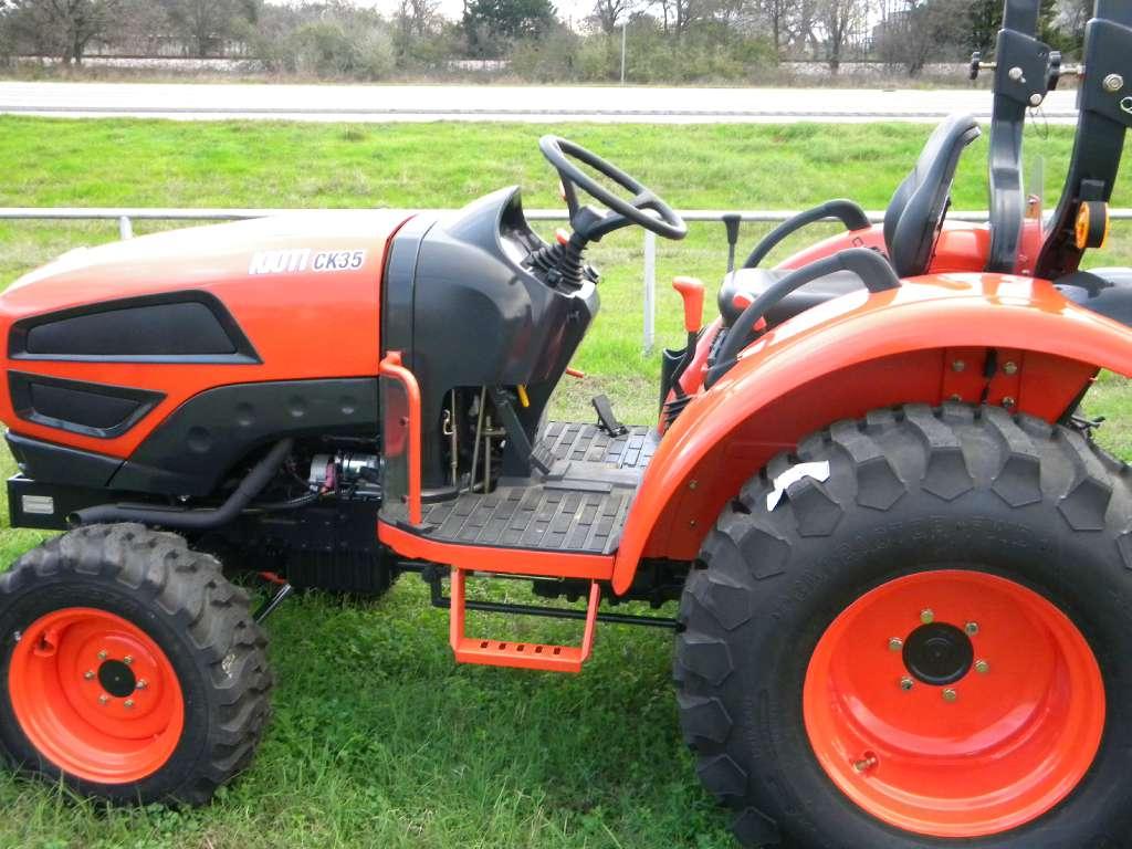 New, 2015, KIOTI, CK35, Tractors